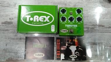 T-Rex Twister 2 Chorus Flanger