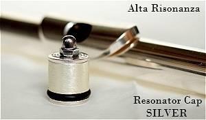 Tappo Risonante per Flauto traverso modello SILVER , per Yamaha, Pearl,Muramatsu
