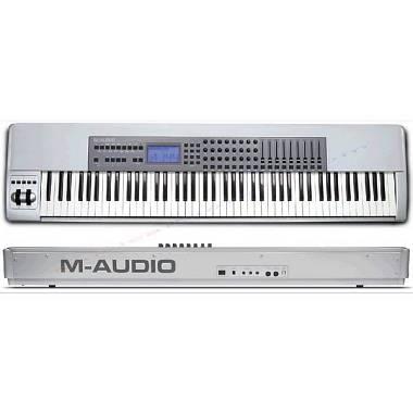 M audio Keystation 88pro