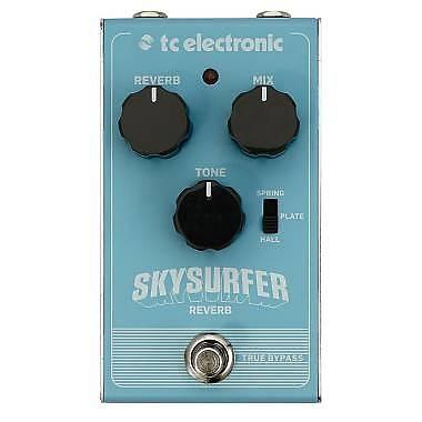 TC Electronic Skysurfer reverbero true bypass