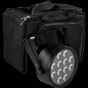 Prolights Prolights Lumipack12UTRI Set 4 fari 12x3w con borsa e telcomando