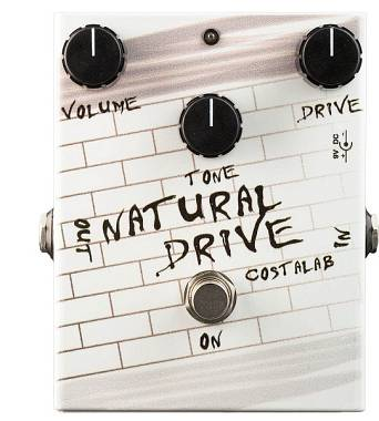 Costalab Natural Drive Overdrive/Distortion
