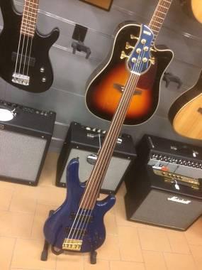 Yamaha TRB-5 Fretless Made in Japan Eccellenti condizioni