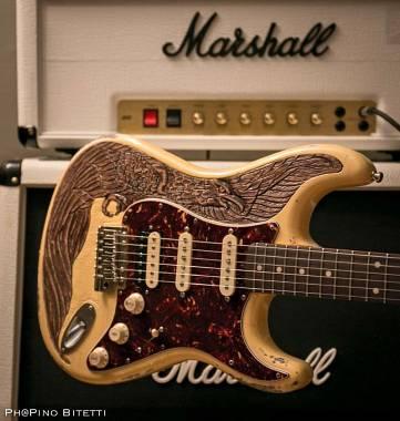 MS HSS Custom Set per Fender Stratocaster
