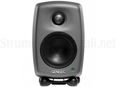 """Genelec 8010a - Monitor Attivo 2 Vie 3""""/0.75"""" 50w"""