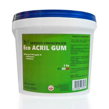 Eco Acril Gum - Adesivo viniacrilico ecologico