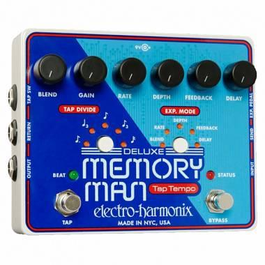 Electro Harmonix Deluxe Memory Man w/Tap Tempo