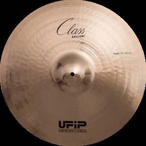 """UFIP CLASS BRILLIANT CRASH 16"""" - CS-16B - PIATTO CRASH"""