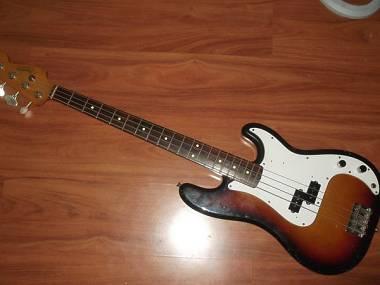 Fender precision bass '62 jv 1983 domestic