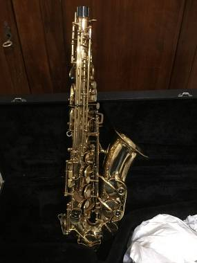 Sax/sassofono contralto/alto Yanagisawa 900