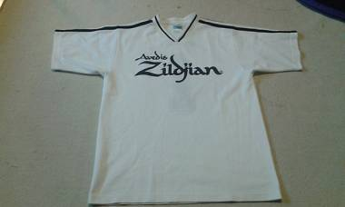 Zildjian t-shirt HOCKEY JERSEY originale - MEDIUM -  perfetto