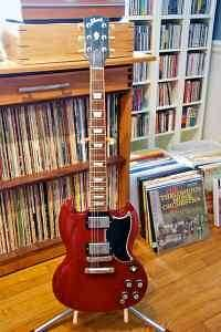 GIBSON SG STANDARD '61 - ANNO 1994 - HERITAGE CHERRY - MADE IN USA