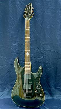 Schecter Guitar Research - DAMIEN ELITE-6-MBK - SPEDIZIONE GRATUITA