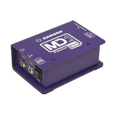 Samson MD1PRO D.I. Box Pro mono - Passiva