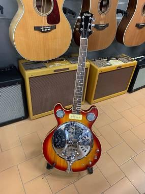 Eastwood Guitars Delta 6 Elettrica Resofonica Resonator OTTIME CONDIZIONI