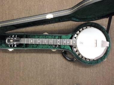 Deering B6 Boston - 6 string Banjo - Banjo Chitarra - 6 Corde