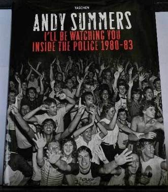 Andy Summers I'll be watching you