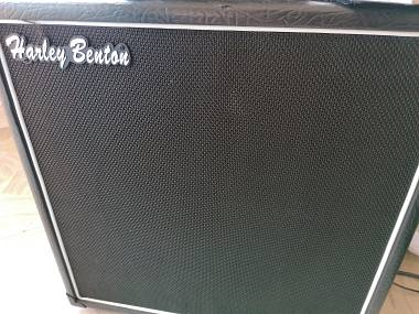 Harley Benton 112 1x12 celestion v30 vintage cassa cabinet