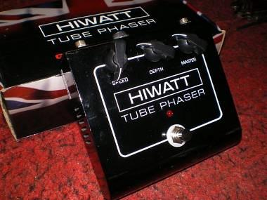 Hiwatt Tube Phaser valvolare