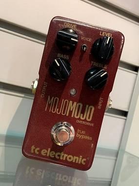 TC Electronic Mojo Mojo Overdrive Distortion ECCELLENTI CONDIZIONI