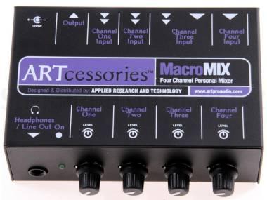 Art Macromix - Mixer 4 Canali