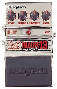 DigiTech BLACK-13 SCOTT IAN SIGNATURE - OFFERTA!!!