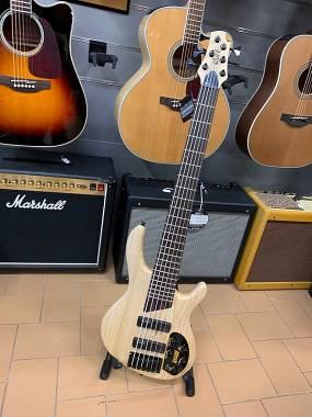 Cort Artisan B6 Plus AS OPN Basso 6 corde con elettronica Mark Bass