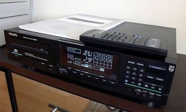 Philips player cd 880 raro da collezione