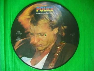 picture disc vinile  THE POLICE STING RARO PICTURE DISC PROMO LP VINILE - #5242291 - su ...