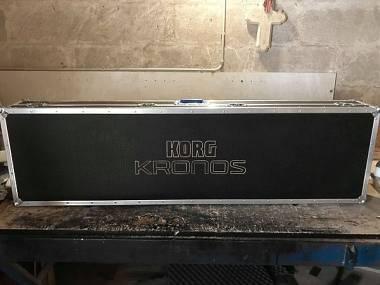 flight case  tastiera korg kronos