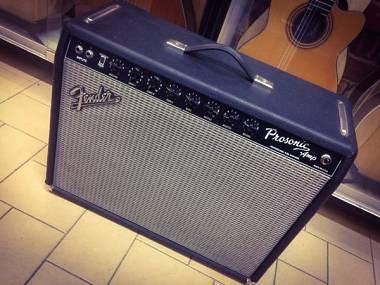 Fender Prosonic Made in USA 1997 eccellenti condizioni rivalvolato e controllato