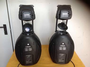 coppia SGM idea scanner 250