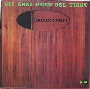 Gli Anni D'Oro Del Night  Durium Start LP.S 40.097 RARISSIMO VINILE