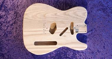 Body Telecaster Style , USA American Ash 2 PIECE!! AAAA Quality Corpo Telecaster