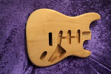 BODY STRATOCASTER STYLE USA AMERICAN ALDER AAAAA Quality