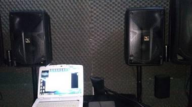 impianto voce karaoke