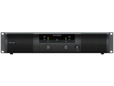 Behringer Nx1000 - Amplificatore Con Compensazione Automatica Dellimpedenza 1000w