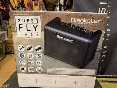 Blackstar Super FLY Pack Combo