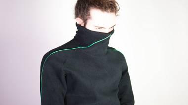 Cyberdog Vortex Fleece felpa, taglia S