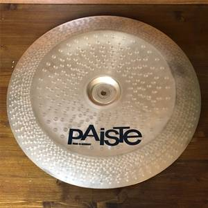 "PAISTE ALPHA ROCK CHINA 18"" - CV47-18H - PIATTO CHINA USATO"