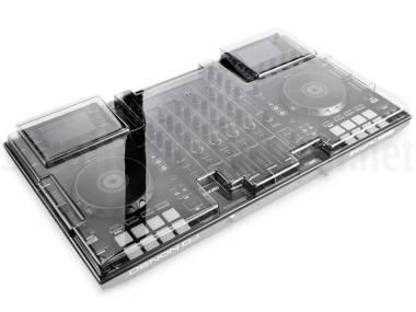 Decksaver Mcx8000 Cover - Copertura In Policarbonato Per Denon Mcx 8000