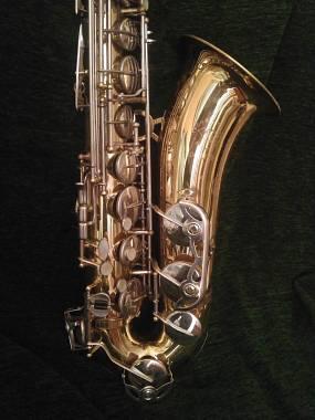 Sax tenore Rampone & Cazzani de luxe