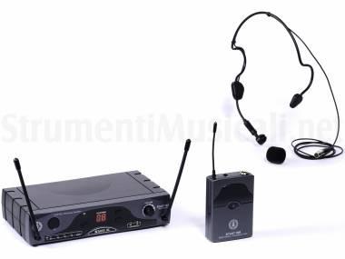 Ant Start 16 Bhs Headset B7 - Sistema Microfonico Ad Archetto Wireless Uhf 863 - 865mhz