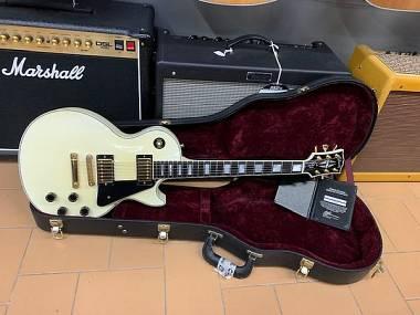 Gibson Les Paul Custom Alpine White ECCELLENTI CONDIZIONI anno 2009