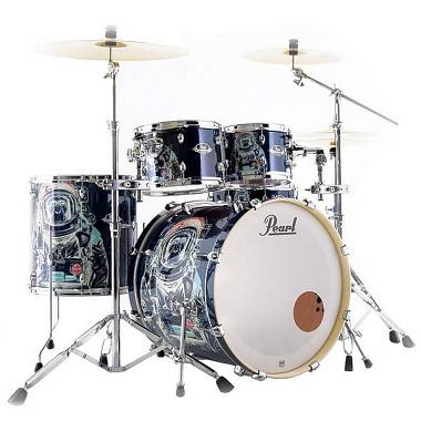Pearl EXPORT LIMITED EDITION SPACE MONKEY EXA725XS/C783
