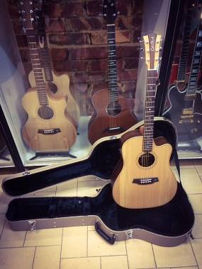 Cole Clark Guitars Fat Lady 2 CTW CCFL2EC-BR OFFERTA!!!