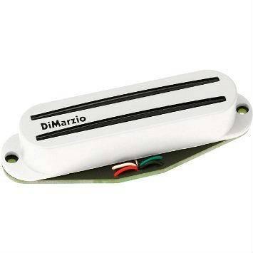 DiMarzio - Satch Track Neck bianco - DP425W
