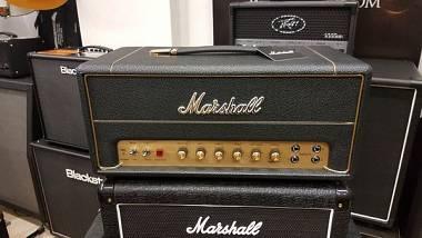 Marshall SV20H Studio Vintage Plexi inspired 20/5w valvolare