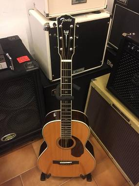 Fender pm-2 deluxe natural