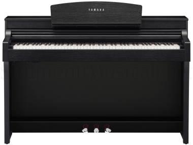 Yamaha Clavinova Csp150 Black - Pianoforte Digitale 88 Tasti Nero